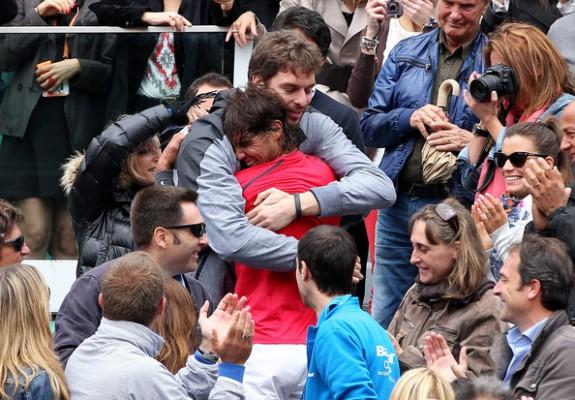 Pau Gasol și Rafa Nadal au dat drumul unei campanii de donații  în Spania
