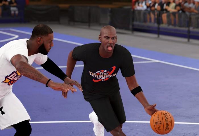 Sport Arena Streetball va organiza un turneu de NBA 2K