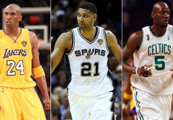 Oficial. Kobe Bryant a fost selectat în Naismith Basketball Hall of Fame
