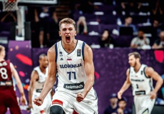 Luka Doncic se implică în lupta cu covid-19 și în Slovenia