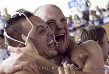 Momente memorabile din baschetul românesc: Coșul lui Tyler Morris care a oprit hegemonia Asesoft