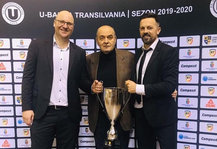 """Branko Cuic: """"Dacă se anulează campionatul, ce s-a jucat până acum nu poate fi șters cu buretele"""""""