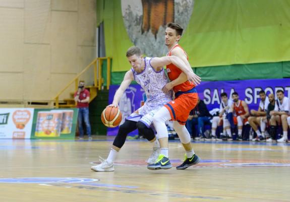 Tudor Gheorghe rămâne jucătorul lui BCM U Pitești pentru încă un sezon