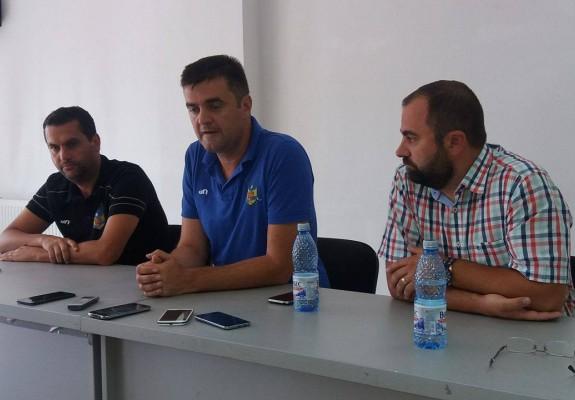 Horaţiu Floca, primul anunţ despre situaţia contractuală de la CSU Sibiu