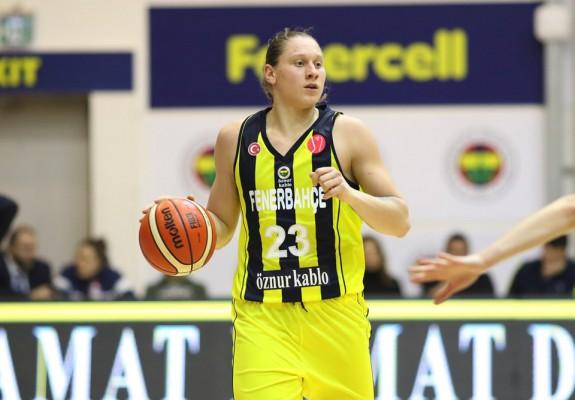 Alina Iagupova a fost desemnată MVP-ul Euroligii feminine
