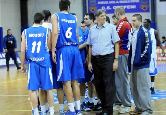 Echipe la un pas de titlu: Gaz Metan Mediaș (2010/2011)