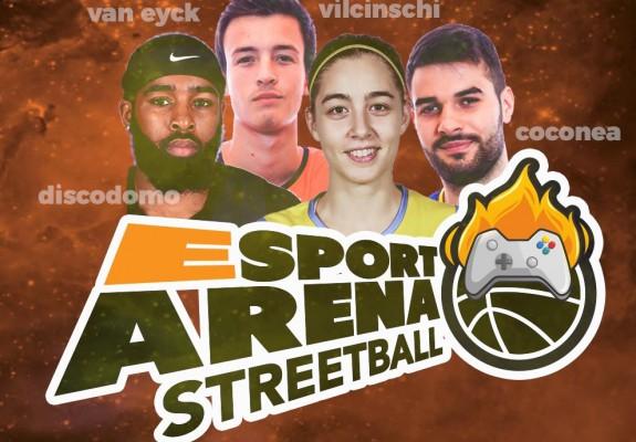 Baschet 3x3 din casă în casă: Turneele Sport Arena Streetball se mută momentan în online!