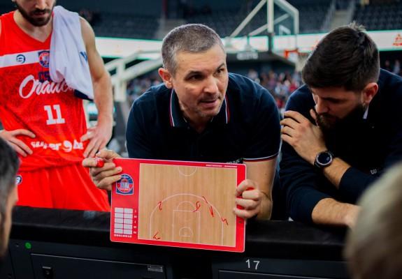 """Cristian Achim: """"Pentru noi nu este bine, pentru că eu consider că aveam o bună şansă să cucerim un al patrulea titlu de campion"""""""