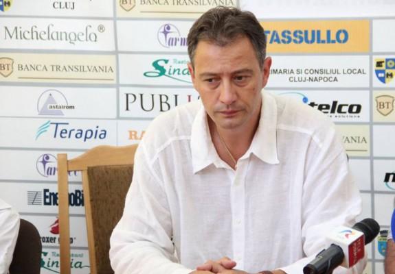 """Mircea Cristescu: """"Am plătit după întreruperea campionatului 50% din obligaţiile contractuale"""""""