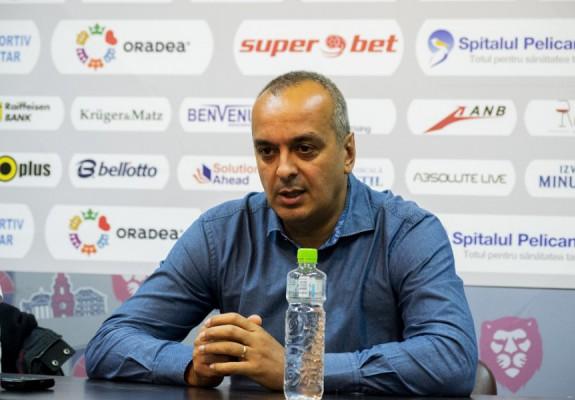 """Șerban Sere: """"Noi nu deținem baze proprii de pregătire și cantonament, cum au echipele de fotbal"""""""