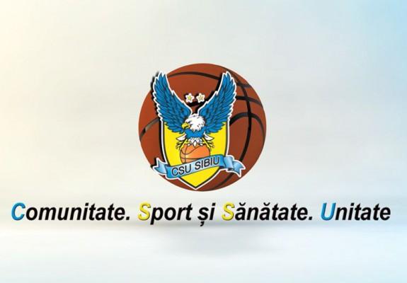 """""""Comunitate. Sport și Sănătate. Unitate"""", o nouă campanie lansată de BC CSU Sibiu"""