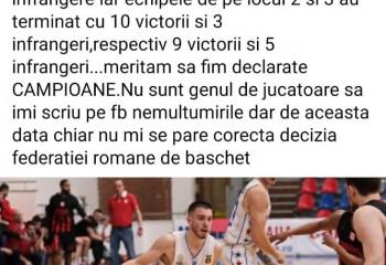 """Annemarie Godri Părău: """"Nu a fost o decizie corectă"""""""