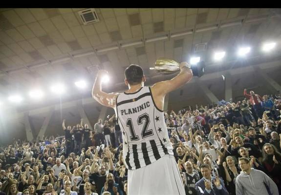 """Darko Planinic, mesaj pentru suporterii U-BT Cluj: """"Puteam să mai câştigăm încă un trofeu"""""""