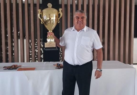 Comisarul FRB Marius Vlaicu a fost diagnosticat cu COVID-19