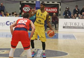 Daniel Ewing Jr., un alt jucător care nu va continua la BC CSU Sibiu
