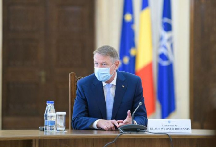 """Klaus Iohannis: """"De la 1 iunie se pot relua competițiile sportive în aer liber"""""""