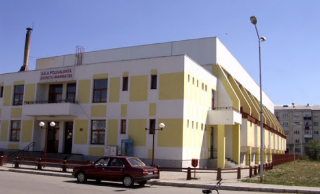 Sala Polivalentă din Sighetu Marmației va fi reamenajată