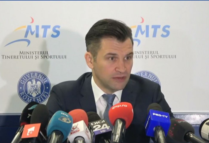 Ionuț Stroe a anunțat noi relaxări și a explicat cum se pot desfășura antrenamentele în sală