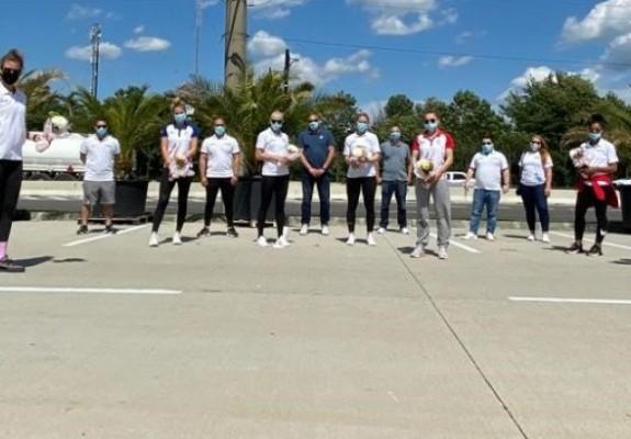 Lotul național de 3X3 a început cantonamentul la Izvorani