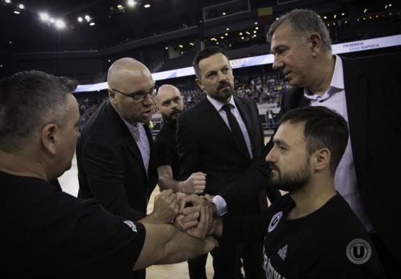 """Branko Cuic: """"Vrem să păstrăm nucleul pentru că echipa care câștigă nu se schimbă"""""""