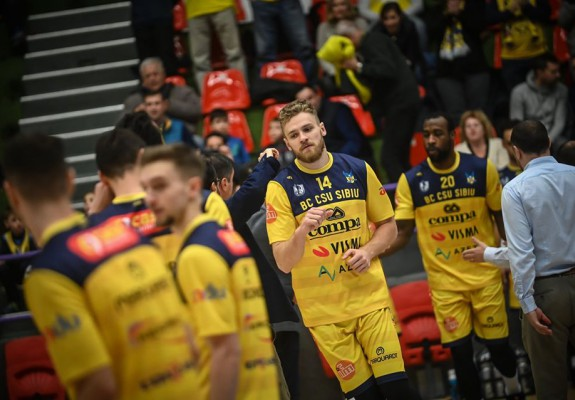 Rolland Torok și Lucas Tohătan vorbesc despre sezonul 2019-2020 pentru BC CSU Sibiu