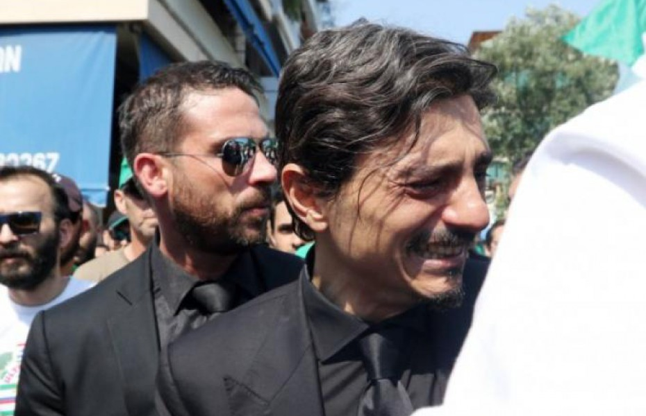 Dimitris Giannakopoulos a fost atacat de suporterii lui Panathinaikos. Video