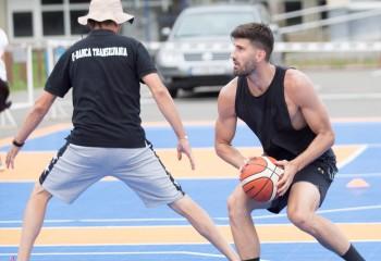 U-BT Cluj a început antrenamentele în aer liber