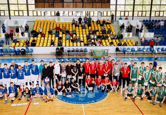 Baschet.ro lansează secțiunea Tineret