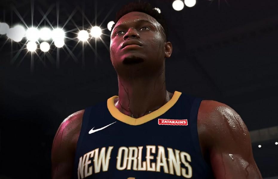 Au apărut primele imagini cu NBA 2k21. Video