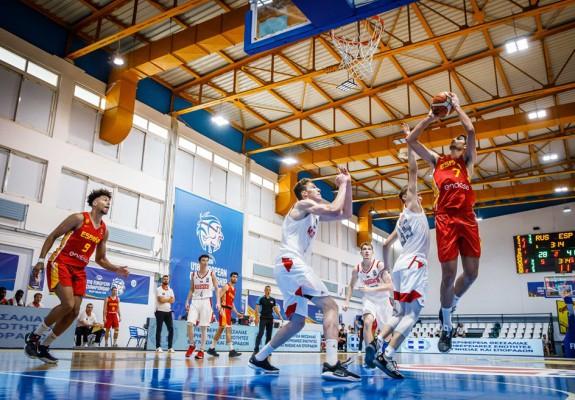 FIBA a stabilit datele de desfășurare pentru europenele de juniori din 2021