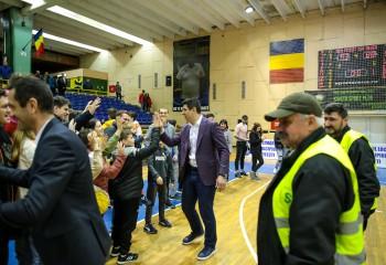 BCM U Pitești a anunțat despărțirea de Hristu Șapera