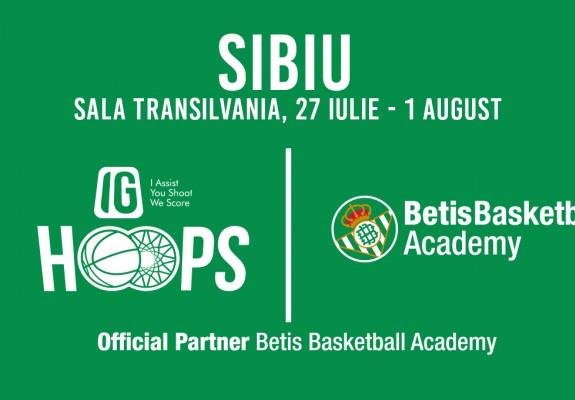 Finala concursului baschet.ro pentru un loc la campul Real Betis Baloncesto