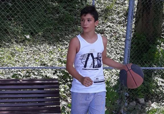 Alexandru Moldovan este câștigătorul unui loc la campul Real Betis Baloncesto