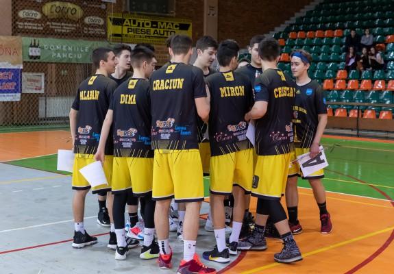 Final8 Masculin. LPS Focșani – lotul de jucători și staff-ul tehnic