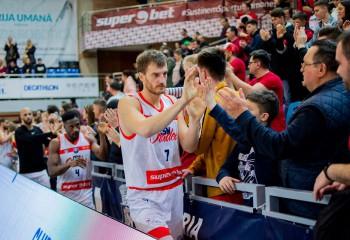 Arturas Valeika continuă la CSM Oradea