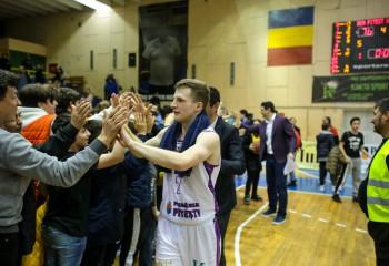 Tudor Gheorghe continuă la BCM U Pitești