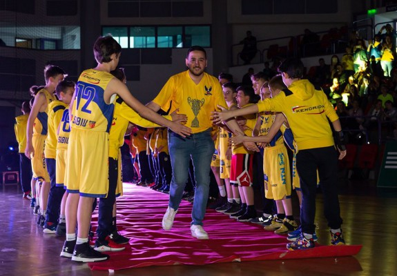 Ionuț Georgescu se desparte de BC CSU Sibiu