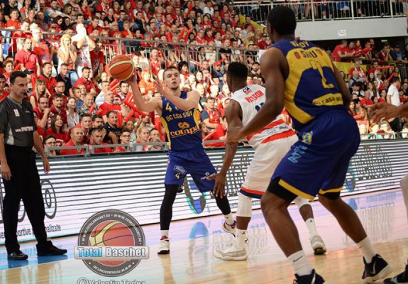 Lucas Tohătan continuă la BC CSU Sibiu