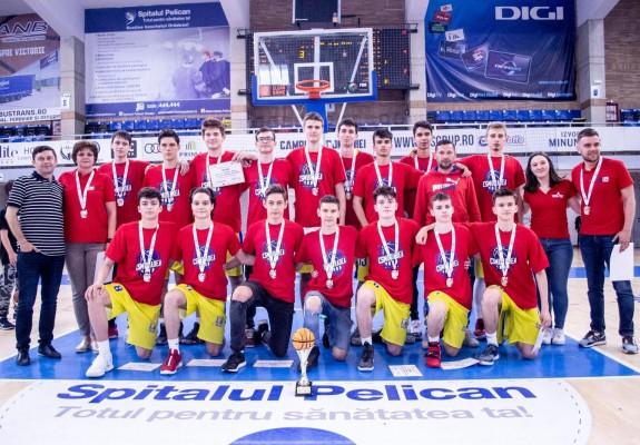 Final8 Masculin. LPS Bihorul Oradea – lotul de jucători și staff-ul tehnic