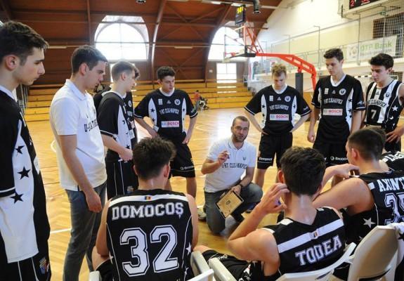 Final8 Masculin. U-BT Cluj-Napoca – lotul de jucători și staff-ul tehnic
