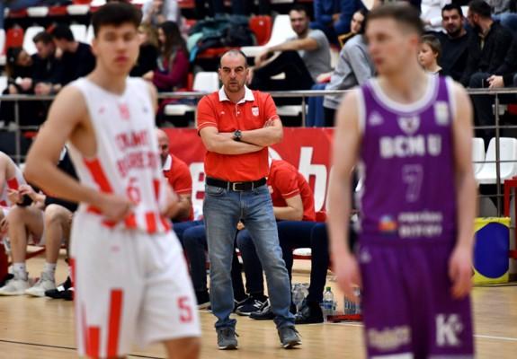 Tudor Costescu este noul antrenor al lui BCM U Piteşti. Exclusiv