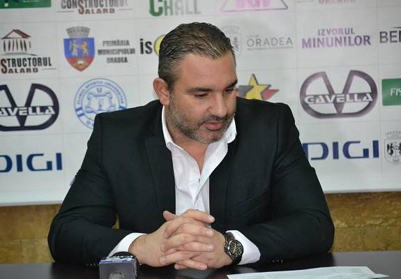 Antonis Constantinides a fost numit pe banca tehnică a lui Dinamo Ştiinţa