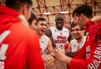 Ousmane Barro continuă alături de CS Dinamo Știința