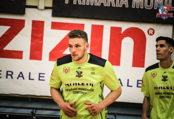 Daniel Mâinea revine la Athletic Constanța