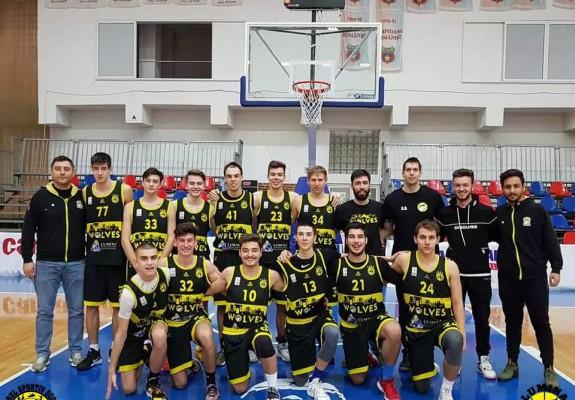 Final8 Juniori.  CSS4 Lumina Wolves București – prezentarea echipei, lotul de jucători și staff-ul tehnic