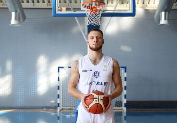 Camil Berculescu, încă un sezon la CSM Târgu Jiu