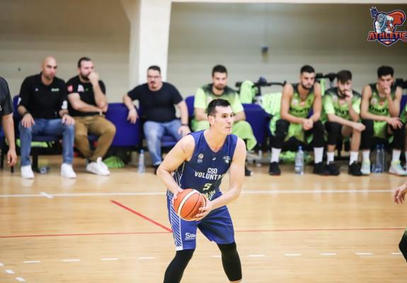 Iulian Orbeanu va juca pentru BC Athletic Constanța