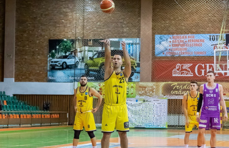 Dorde Simeunovic și Milos Krivokapic vor juca pentru CSM Focșani