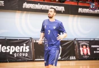 Mario Lazăr a semnat cu BC Athletic Constanța