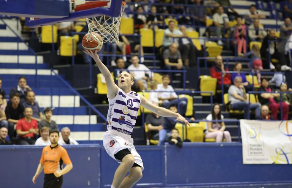 Cristian Mocrițchi revine la SCM Timișoara